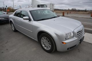 Used 2009 Chrysler 300 Touring , V-6, low mileage for sale in Hornby, ON
