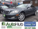 Used 2007 Mercedes-Benz S-Class S550 | 4 MATIC | NAVIGATION | NEW TIRES & BRAKE for sale in Hamilton, ON