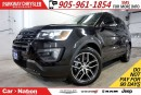 Used 2016 Ford Explorer SPORT| NAV| POWER FOLD 3RD ROW| BLIS & MORE! for sale in Mississauga, ON