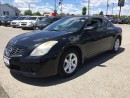 Used 2009 Nissan ALTIMA COUPE S * LEATHER * SUNROOF * MINT CONDITION for sale in London, ON