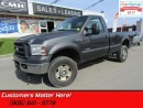 Used 2006 Ford F-350 Super Duty XL  AS TRADED *UNCERTIFIED* for sale in St Catharines, ON