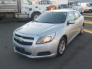 Used 2013 Chevrolet Malibu LS for sale in Burnaby, BC