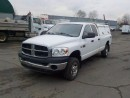 Used 2009 Dodge Ram 2500 SXT Quad Cab Long Box 4WD w/ Canopy for sale in Burnaby, BC