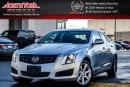 Used 2014 Cadillac ATS AWD Sunroof|BOSE Audio|Sat Radio|HTD Frnt Seats|17