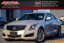 Used 2014 Cadillac ATS Luxury AWD|Nav|Sunroof|BOSE|R.Start|Leather|HTD Frnt Seats| for sale in Thornhill, ON