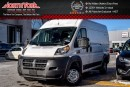 Used 2016 RAM Cargo Van ProMaster High Roof|Backup Cam|Bluetooth|Sat Radio for sale in Thornhill, ON