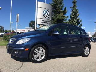 Used 2009 Mercedes-Benz B200 - for sale in Surrey, BC