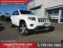 Used 2016 Jeep Grand Cherokee Limited for sale in Surrey, BC