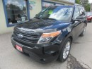 Used 2012 Ford Explorer LOADED LIMITED EDITION 7 PASSENGER 3.5L - V6.. 4WD.. BENCH & 3RD ROW.. LEATHER.. HEATED/AC SEATS.. NAVIGATION.. SUNROOF.. for sale in Bradford, ON