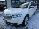 Used 2013 Lincoln MKX LOADED ALL WHEEL DRIVE 5 PASSENGER 3.7L - V6 ENGINE.. LEATHER.. HEATED/AC SEATS.. NAVIGATION.. DUAL SUNROOF.. BACK-UP CAMERA.. for sale in Bradford, ON