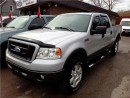 Used 2008 Ford F-150 FX4 SUPERCREW 4X4 5.4L V8 LEATHER SUNROOF BACKUP CAMERA for sale in Bradford, ON