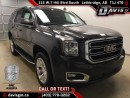 New 2017 GMC Yukon AWD, NAVIGATION,POWER SUNROOF, DVD-BLU-RAY ENTERTAINMENT PACKAGE for sale in Lethbridge, AB