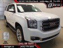 New 2017 GMC Yukon SLT-HD Trailering Package, Heated/Cooled Leather, 7 passenger for sale in Lethbridge, AB