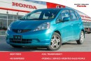 Used 2013 Honda Fit LX (A5) for sale in Whitby, ON