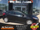 Used 2014 Ford Focus SE *BTOOTH *HTD SEATS *KEYLESS ENTRY *PWR LOCKS for sale in Winnipeg, MB