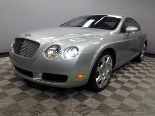 Used 2005 Bentley Continental GT Mulliner Package | Diamond Stitched Leather | W12 Engine! for sale in Edmonton, AB
