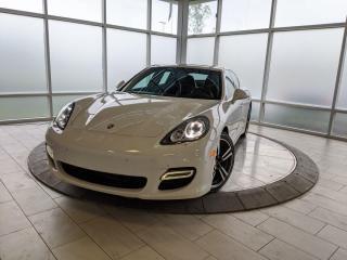 Used 2012 Porsche Panamera Turbo | No Accidents | BOSE | Sport Chrono | 3M for sale in Edmonton, AB