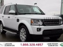 Used 2015 Land Rover LR4 HSE - CPO 6yr/160000kms manufacturer warranty included until June 23, 2021! CPO rates starting at 2.9%! Local BC Trade In | No Accidents | Touch Screen | Parking Sensors | 7 Seats | Running Boards | Heated Windshield with Rain Sensing Wipers | Heated Fron for sale in Edmonton, AB