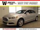 Used 2014 Ford Fusion SE| ECOBOOST| SYNC| BACKUP CAM| 49,142KMS for sale in Kitchener, ON