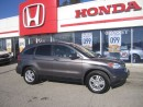 Used 2011 Honda CR-V EX-L w/Navi for sale in Simcoe, ON