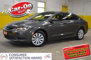 Used 2015 Chrysler 200 Only 16,000 KM for sale in Ottawa, ON