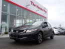 Used 2013 Honda Civic EX- Honda Certified for sale in Abbotsford, BC