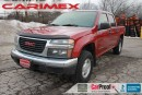 Used 2005 GMC Canyon SLE | CERTIFIED + E-Tested for sale in Waterloo, ON