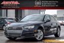 Used 2017 Audi A4 Komfort Quattro|Sunroof|Leather|HTD Frnt Seats|Bluetooth|17