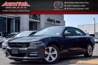 Used 2016 Dodge Charger SXT Heat.Frnt Seats R_Start Sunroof Alpine Audio Nav Sat 18