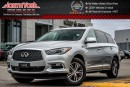 Used 2016 Infiniti QX60 AWD|7-Seater|Sunroof|BackupCam|Leather|HTD Frnt Seats|18