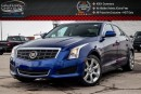 Used 2013 Cadillac ATS AWD|Sunroof|Backup Cam|Bluetooth|Leather|Heated Front Seats|Keyless Go|17