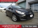 Used 2013 Hyundai Accent GL for sale in Surrey, BC