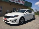 Used 2015 Kia Optima $103.92 BI WEEKLY! $0 DOWN! CERTIFIED! 6 SPEED AUTOMATIC!!! for sale in Bolton, ON