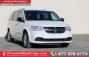 Used 2015 Dodge Grand Caravan SE/SXT for sale in Courtenay, BC