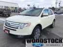 Used 2008 Ford Edge Limited  Leather, Roof, Local Trade for sale in Woodstock, ON