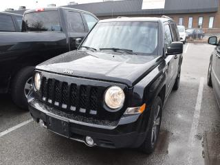 Used 2016 Jeep Patriot High Altitude LEATHER/UCCONECT/HEATED SEATS for sale in Concord, ON