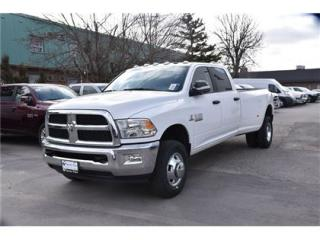Used 2017 RAM 3500 SLT DUALLY/DIESEL/UCONNECT/REAR CAMERA for sale in Concord, ON