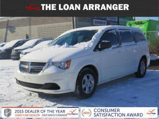 Used 2012 Dodge Grand Caravan for sale in Barrie, ON