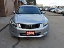 Used 2008 Honda Accord EX-L for sale in Mississauga, ON