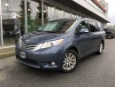 Used 2014 Toyota Sienna Limited,one owner,local for sale in Surrey, BC