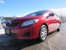Used 2009 Toyota Corolla FULL TOYOTA SERVICE HISTORY for sale in Newmarket, ON