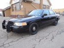 Used 2011 Ford Crown Victoria P71 Police Interceptor 4.6L V8 150,000KMs for sale in Etobicoke, ON