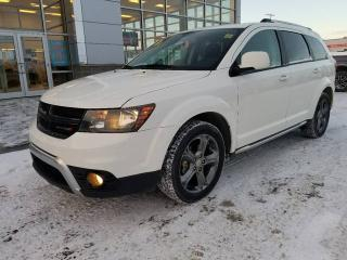Used 2015 Dodge Journey Crossroad for sale in Peace River, AB