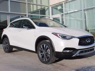 Used 2017 Infiniti QX30 EXECUTIVE DEMO for sale in Edmonton, AB