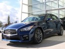 Used 2017 Infiniti Q50 EXECUTIVE DEMO for sale in Edmonton, AB