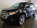 Used 2013 Ford Edge Limited ALL WHEEL DRIVE for sale in Edmonton, AB