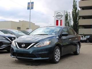 New 2017 Nissan Sentra S 4dr FWD Sedan for sale in Edmonton, AB