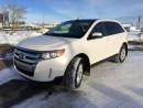 Used 2013 Ford Edge SEL AWD 1 OWNER for sale in Edmonton, AB