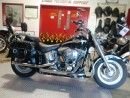 Used 2003 Harley-Davidson FAT BOY FLSTFI  Fat Boy ANNIVERSARY for sale in Blenheim, ON