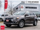 Used 2016 Mitsubishi RVR 4WD SE BLUETOOTH, ALLOYS, HTD SEATS for sale in Mississauga, ON